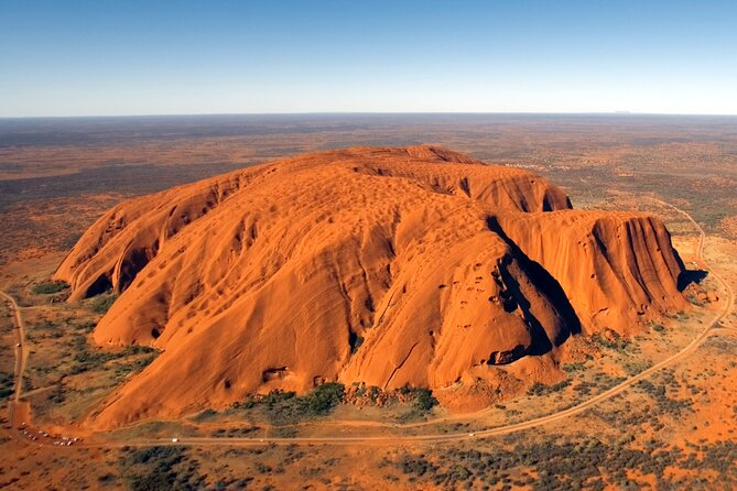 Helicopter Scenic: Uluru Rock Blast