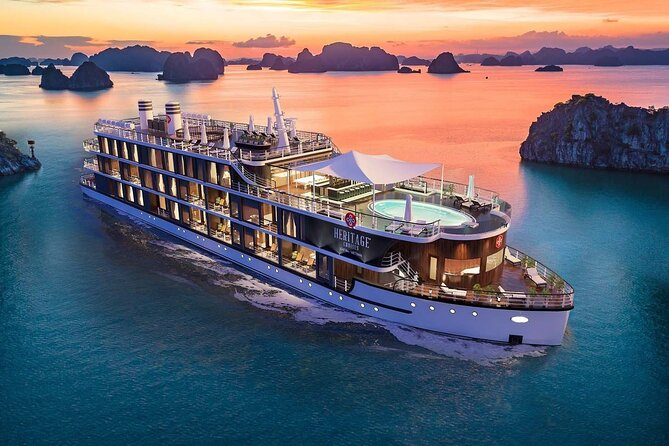 Halong Bay Cruise tour (2 days / 3 days) - All You need is HERE