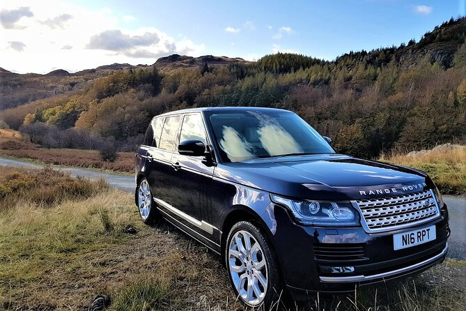 Full-Day Private Luxury Tour of the Western Lake District