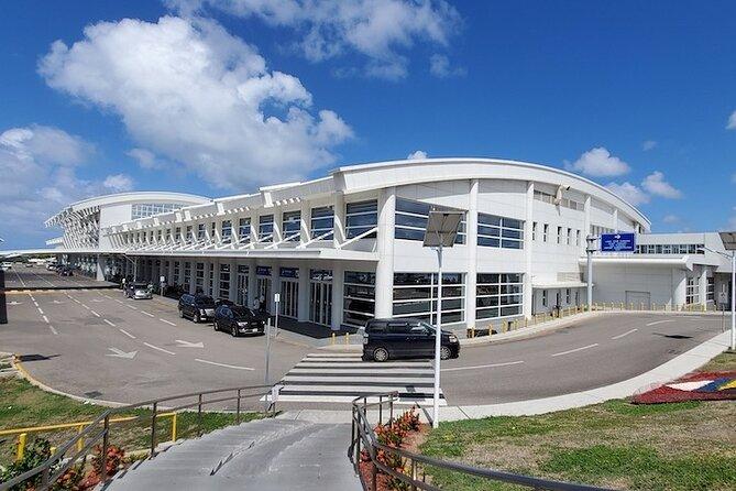 Antigua Roundtrip Airport Transfer