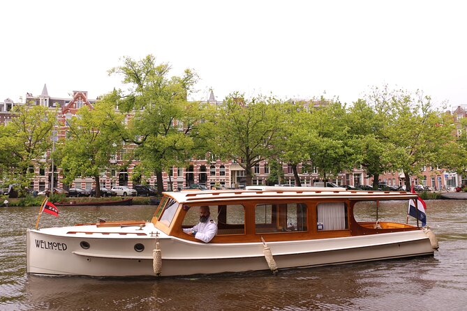 Private Champagne Cruise in Amsterdam