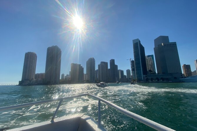 Rockin Miami Happy Hour Cruise with Open Bar, Finger Foods and DJ