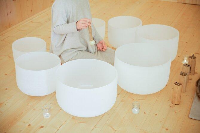 """Crystal Bowl """"Sound Bath"""" Meditation"""