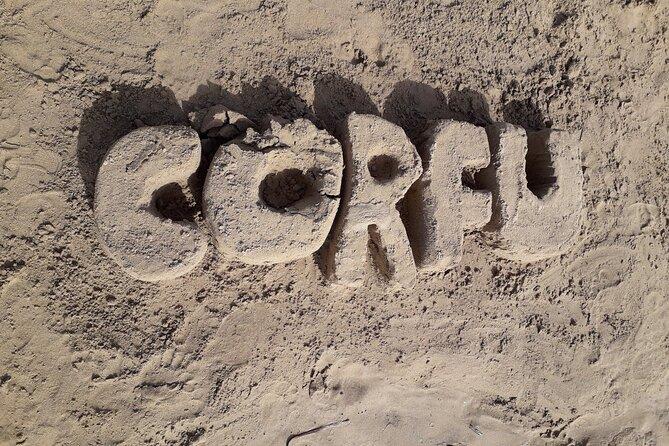 Corfu beach private tour to Porto Timoni, Canal d' Amour and San Stefanos
