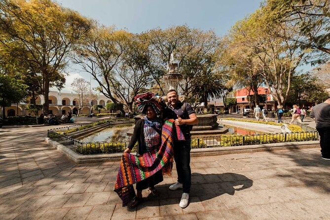 Private Walking Tour in Antigua Guatemala +Coffee Plantation Holistic Experience
