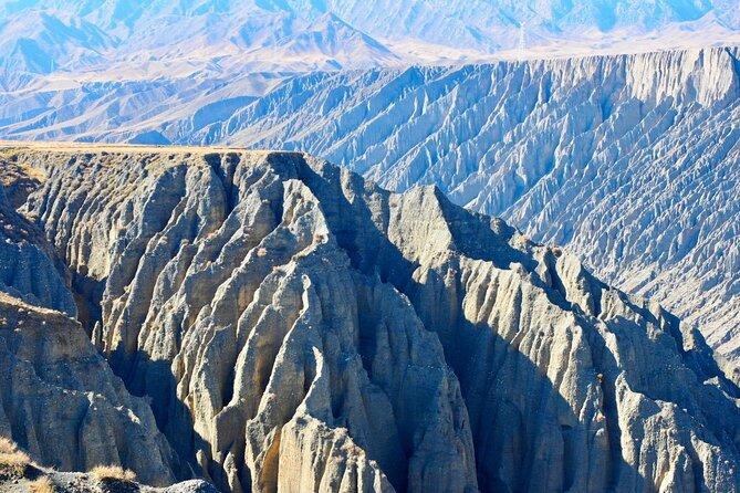 Private Full-Day Tour to Dushanzi Grand Canyon from Urumqi