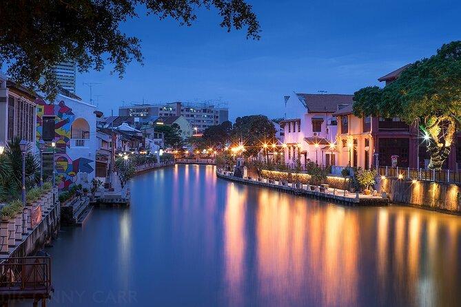 A Stroll Through Historical Malacca