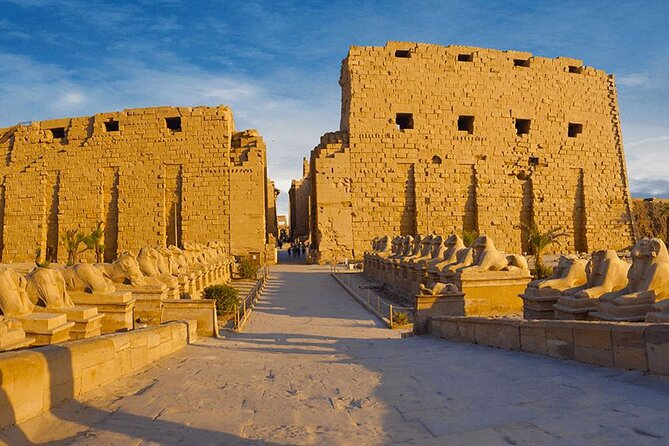 Day Tour To Luxor From Aswan, Valley of the Kings and Karnak Temple