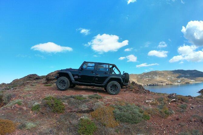 Authentic Jeep Adventure Tour