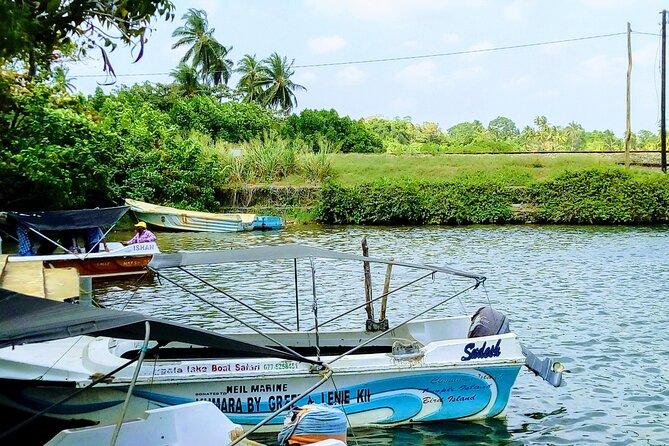 Koggala Lake Boat Tour