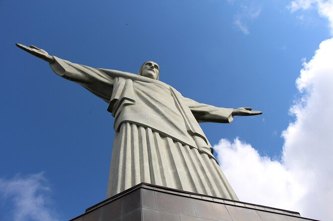 Christ The Redeemer and Selarón Staircase Half-Day Tour in Rio
