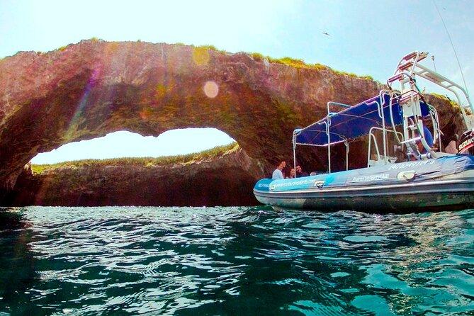 Private snorkeling trip to Marieta Islands on fast boat
