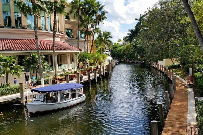 Private Driving Tour of Fort Lauderdale
