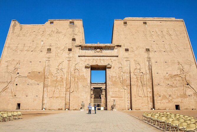 Day trip Kom Ombo and Edfu Temples From Aswan to Luxor