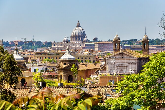 Best Of Rome - Driving Tour
