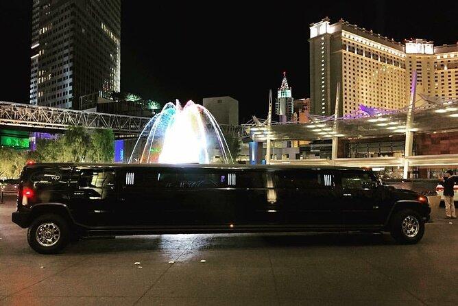 Private 2 Hour Las Vegas Strip Tour
