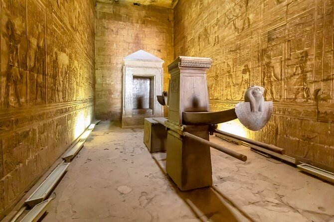 Tempeltour nach Edfu und Kom Ombo ab Luxor