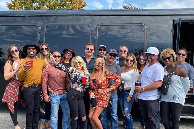 Private Nashville Luxury Party Bus Tour (4, 6, or 8-Hours)