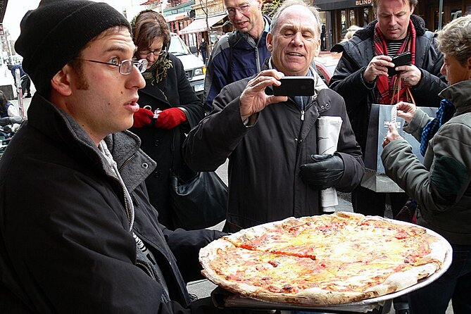 Original Crosstown Pizza Walk