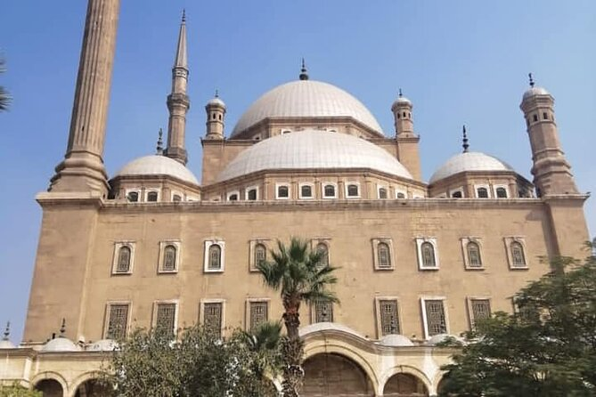 8-hours private Egyptian museum, hanging church, Islamic mosque
