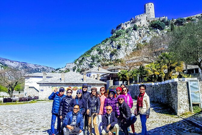 Private full day Mostar and Herzegovina tour from Dubrovnik by Doria ltd.