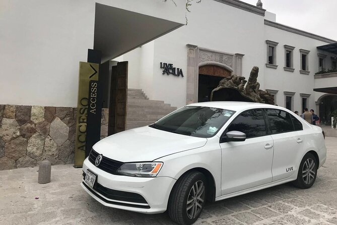 Oaxaca to Mexico City International Airport Private Car 3 PAX