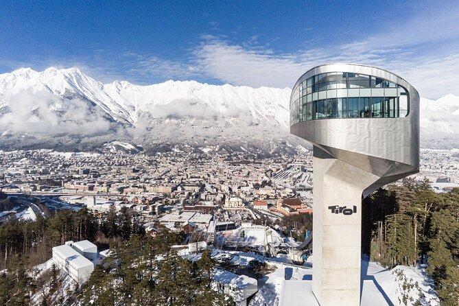 Bergisel Ski Jump Arena Entrance Ticket in Innsbruck