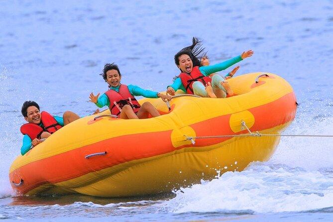 Bali Marine Activities with Hotel Pick up Nusa Dua Area