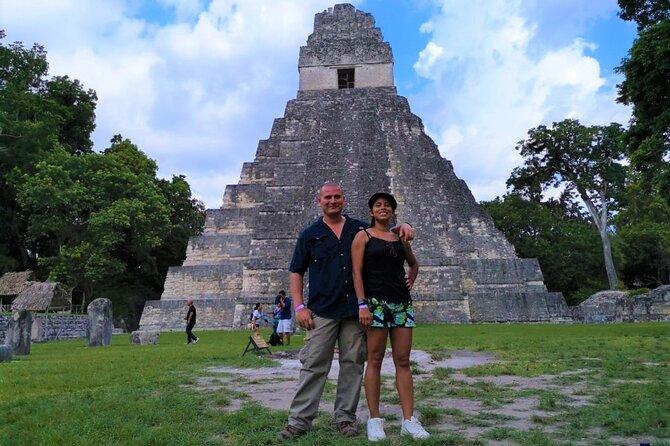 Tour to Tikal (Awesome)