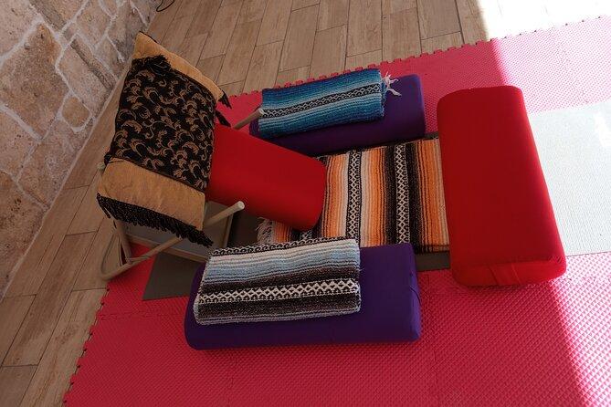 Private Restorative and Therapeutic Yoga Experience in Cozumel