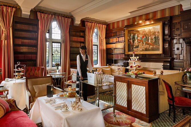 Afternoon Tea in The Milestone Hotel in Londen