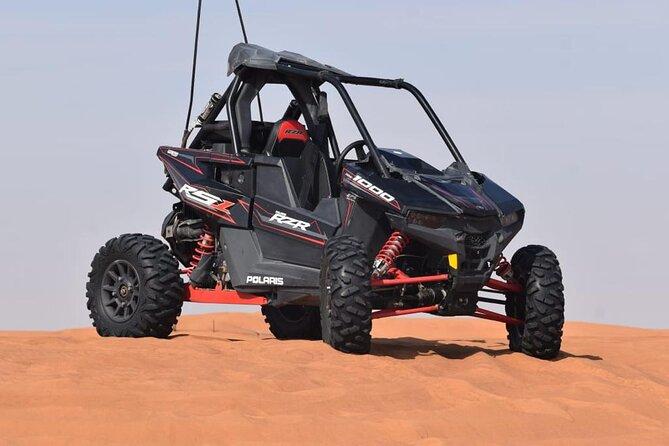 2hrs Polaris Dune Buggy Dubai - Desert self Drive with Tour Guide