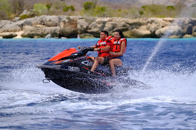 Curacao Snorkel Tour by Jet Ski