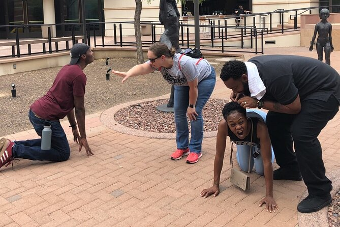 Adventurous Scavenger Hunt in Fort Worth by Zombie Scavengers
