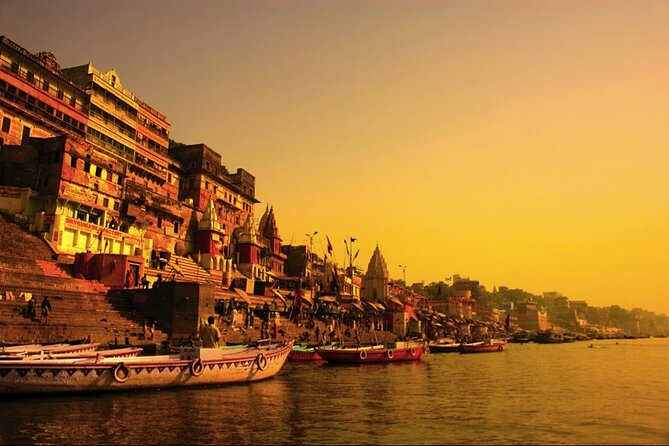 Varanasi in a Weekend ex-Mumbai: A Private Guided Luxury Heritage Trip