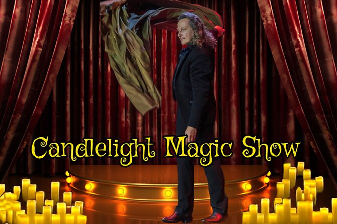 Candlelight Magic Show in Las Vegas