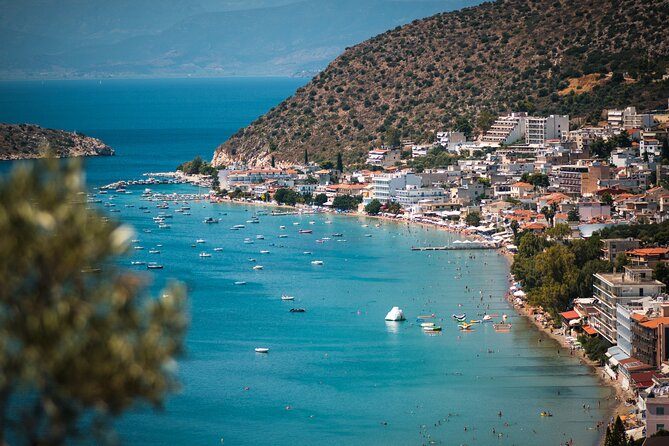 One-way Private Transfer from Nafplio or Tolo to Athens