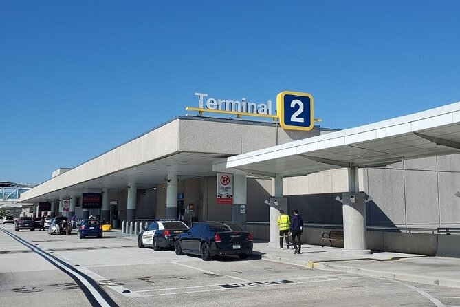 Transfer from Fort Lauderdale Airport to Orlando