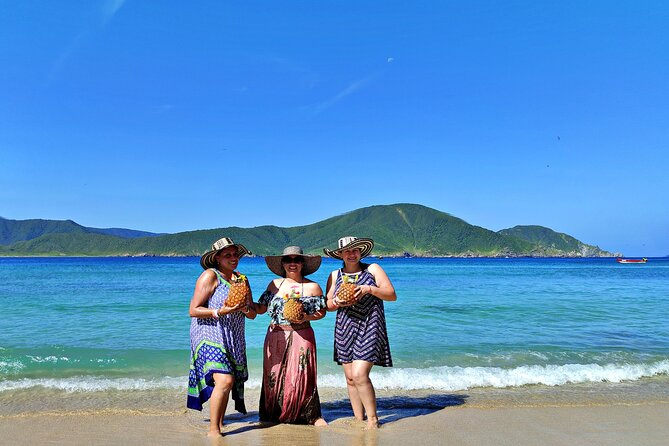 Private Day Trip to Playa Cristal (Tayrona Park)