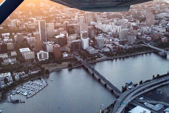 Downtown Portland Airplane Tour
