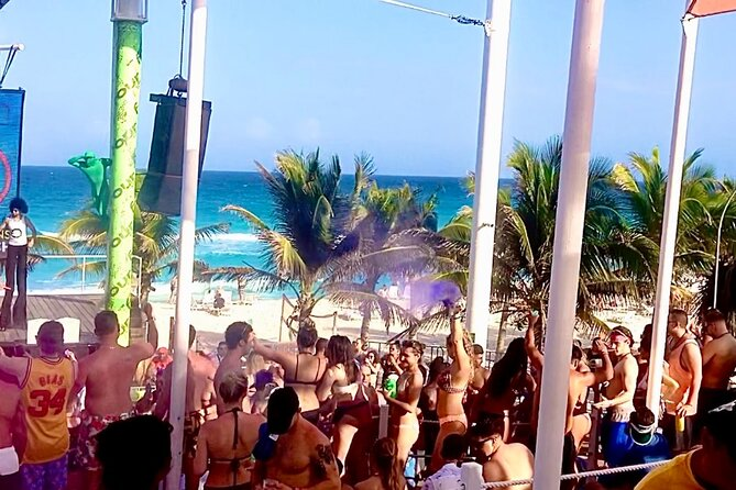 PDC Upscale Day Party Experience -Premium Drinks (Big Drink Souvenir)