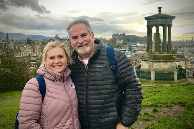 Edinburgh One Day Tour with a Local Guide : 100% Personalized & Private ★★★★★