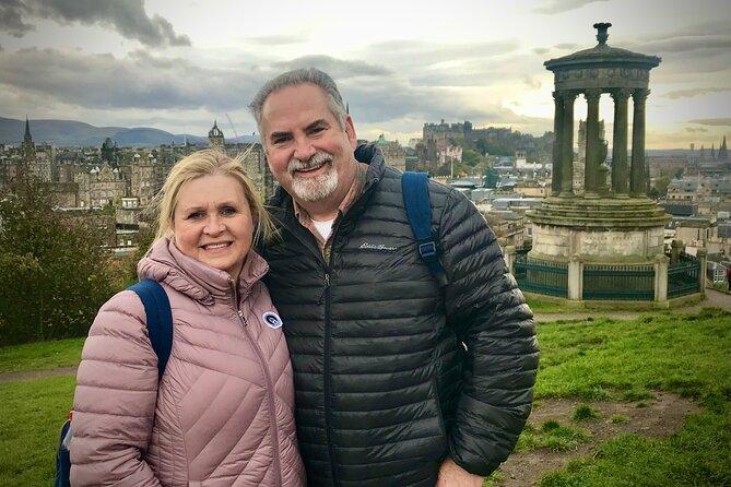 Edinburgh Shore Excursion with a Local: 100% Personalized & Private