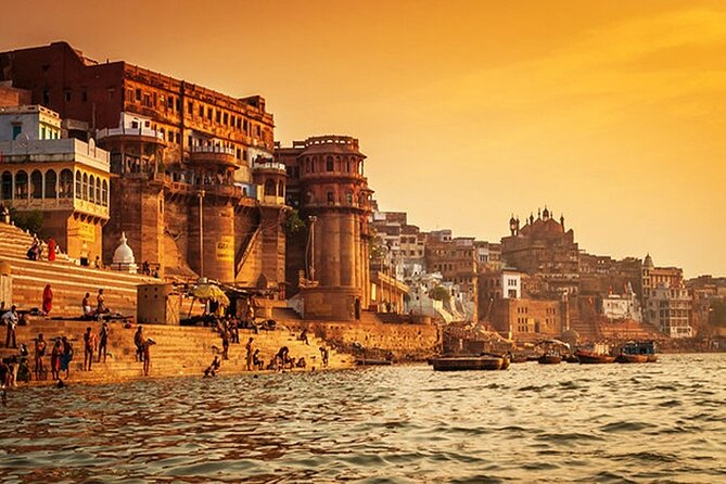 Varanasi in a Weekend ex-Chennai: A Private Guided Heritage Luxury Trip
