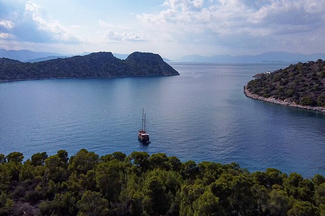 Athens All Day Cruise - 3 Islands - Saronic Gulf - With Lunch