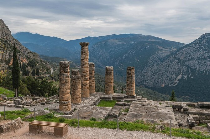 Guided Tour of the Delphi Archaeological Site