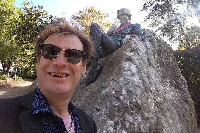 Dublin Literary Tour with a Local Expert: 100% Personalized & Private