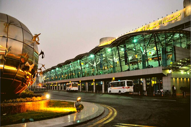 Private Transfer from Cairo Rail way Station to Cairo Hotels