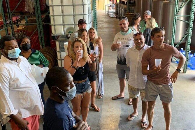 Nassau Rum Distillery Tour