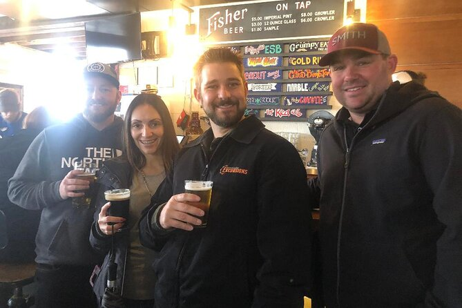 Salt Lake City Brews and Views Tour